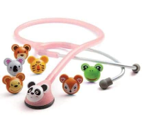 Adimals 618 Platinum Paediatric Stethoscope
