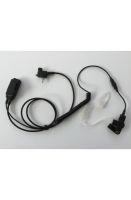 1 wire Tetra MTH acoustic tube earpiece