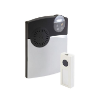 Echo Chime Doorbell with batteries