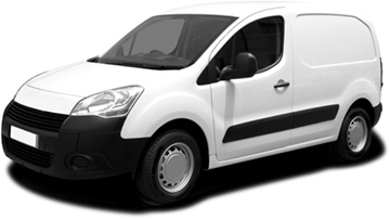 CDV Small Courier Delivery Van