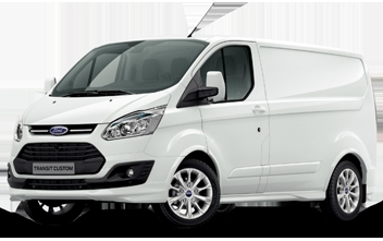 SWB Courier Delivery Van