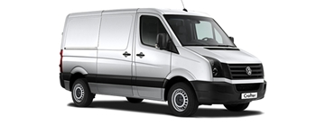 LWB Courier Delivery Van