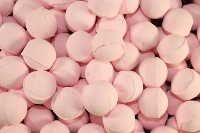 1kg Mini Bath Bombs - ENGLISH ROSE