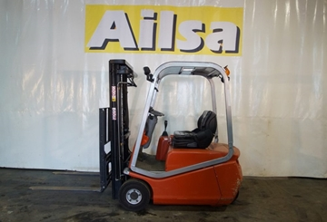 1.2 Ton Electric Warehouse Forklifts for Hire