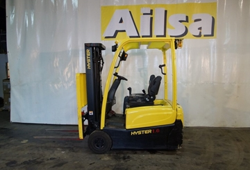 1.6 Ton Electric Warehouse Forklifts for Hire