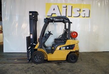 2 Ton Warehouse Forklifts for Hire