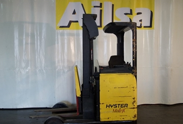 1.6 Ton Electric Reach Trucks for Hire