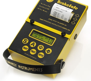 BrakeSafe Classic On Road Brake Meter