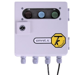 Simret F In-cab Brake Tester & Fleet Manager for Heavy Plant & Vehicles