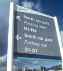 Wayfinding Post & Panel Signage Systems