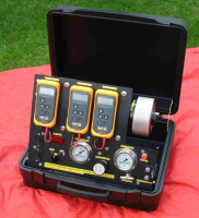 Oxygen Testing Systems For Diving Equipment