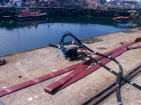 ROV Suction Anchor Pumps For Seawater Applications