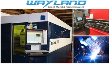 Bespoke CNC Folding Services In Manchester