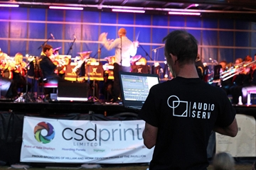 Audio Hire For Concerts