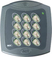 ACT 5 Digital Keypad?-?Access Control Systems in Sussex