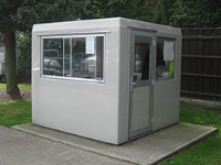 Specialist Manufacturers Of Security Kiosks