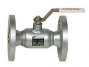 445TS Ball Valves PN40/16 Flanged In The UK