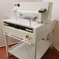 Buyers Of  Pre-Owned Guillotines & Trimmers