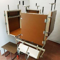 Buyers Of  Pre-Owned Padding Press