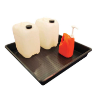 Chemical Resistant Spill Trays