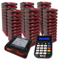 BTG Titan Pro Guest Call Paging System Complete Set 60 Pagers