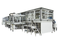 U Type Vertical Continuous Plating Line