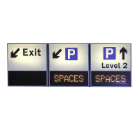 LED Car Park Signs