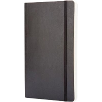 Moleskine Classic Large Soft Cover Notebook - Ruled