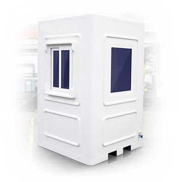 Fully Isolated GRP Kiosks