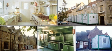 Mobile Kitchens for Hire