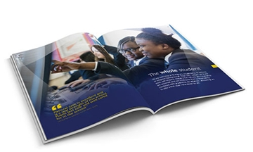 College Prospectus Design And Printing Services