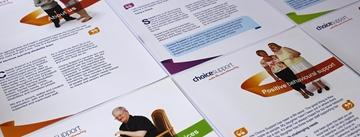 Graphic Design Agency Services