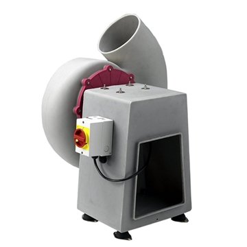 Centrifugal Fume Extraction Fan System Specialists
