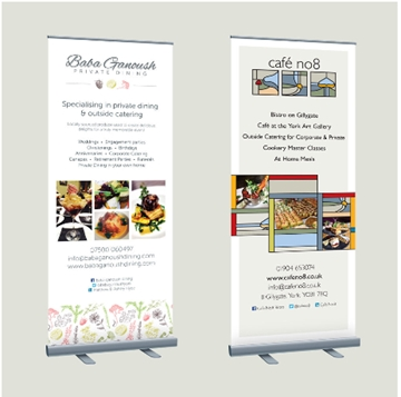 Banner Stands Design And Printing