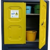 Chemical & Pesticide Cabinet