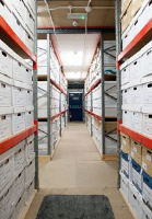 Archive Document Storage And Record Management Services For University Records