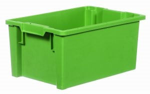Highly Durable Stack Nest Containers