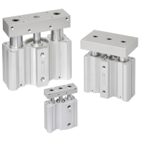 MCGA Series Guided Cylinder