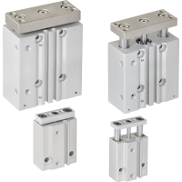 MCGS Series Guided Cylinder