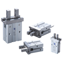 MCHC Series Pneumatic Grippers