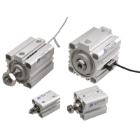 MCJA Series Compact Cylinder