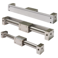MCRPMD Series Magnetically Coupled Rodless Cylinder