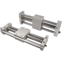MCRPMS Series Magnetically Coupled Rodless Cylinder