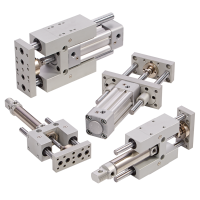 MGT* Series Guided Cylinder