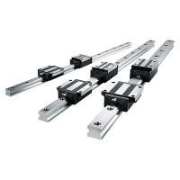 MSA Series Heavy Load Type Linear Rail & Guides