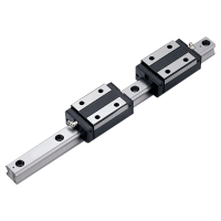 MSB Series Compact Type Linear Rail & Guides