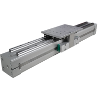 PLG Series Guided Rodless Pneumatic Cylinder