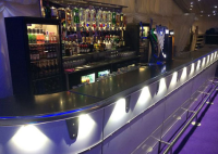 Mobile Bar Systems For Hilton Hotels