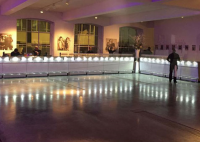 Mobile Bar Systems For Marriott Hotels