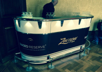 Mobile Bar Systems For Sport Clubs